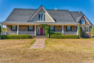 Cottonwood Single Family Home For Sale: 16930 Bowman Road