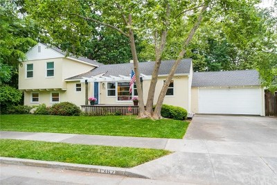 Chico Single Family Home For Sale: 1367 Woodland Avenue