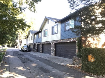 Chico Multi Family Home For Sale: 848 W 1st Street