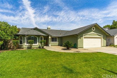 Chico CA Single Family Home For Sale: $459,000