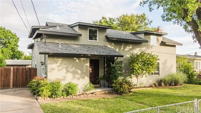 Chico Single Family Home For Sale: 1479 Hawthorne Avenue