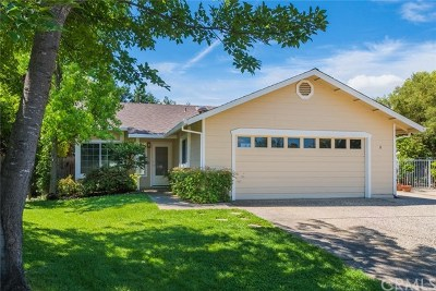 Chico Single Family Home Active Under Contract: 8 Discovery Way