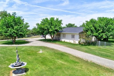 Corning Single Family Home For Sale: 4662 Hall
