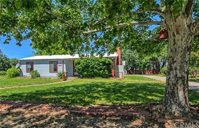 Red Bluff Single Family Home For Sale: 23360 Hogsback Road