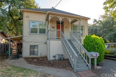 Butte County Multi Family Home For Sale: 937 Walnut Street