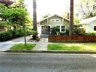 Chico CA Single Family Home For Sale: $280,000