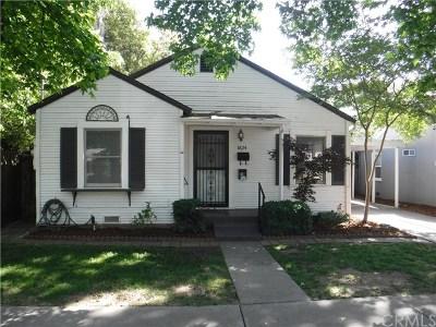 Chico Single Family Home For Sale: 1824 Magnolia Avenue