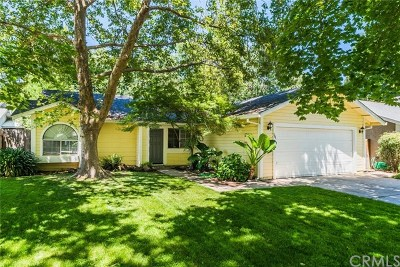 Chico Single Family Home For Sale: 781 Victorian Park Drive