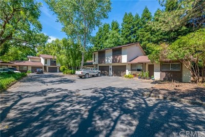 Chico Multi Family Home For Sale: 278 E 9th Avenue