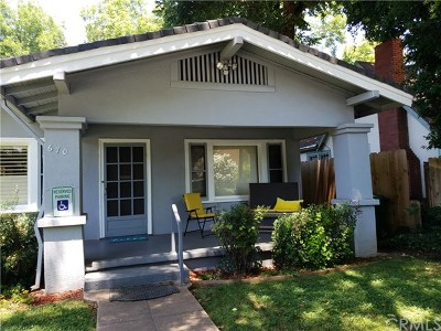 Single Family Home For Sale: 670 E 8th