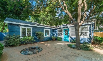 Chico Single Family Home For Sale: 925 Pomona Avenue