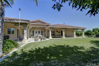 Live Oak Single Family Home For Sale: 4240 W Onstott Frontage Road