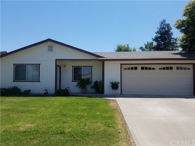 Orland Single Family Home For Sale: 1033 Date Street