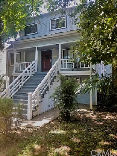 Chico Multi Family Home For Sale: 1130 Chestnut Street