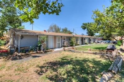 Butte County Multi Family Home For Sale: 4101 Oro Dam Blvd E