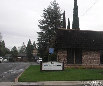 Butte County Commercial Lease For Lease: 580 Manzanita Avenue #11