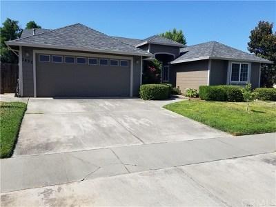 Chico Single Family Home For Sale: 1457 Saratoga Drive