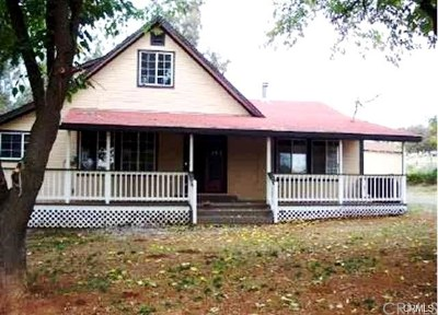 Oroville Single Family Home For Sale: 6431 Upper Palermo Road