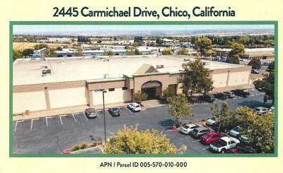 Commercial Lease For Lease: 2445 Carmichael Drive