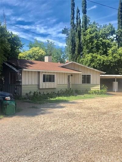 Chico Single Family Home For Sale: 1912 W Sacramento Ave