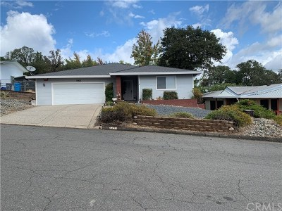 Oroville Single Family Home For Sale: 5413 High Rocks Court