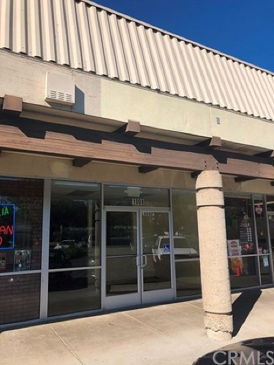 Commercial Lease For Lease: 1008 W Sacramento Avenue #F
