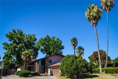 Chico Single Family Home For Sale: 30 Via Verona Circle