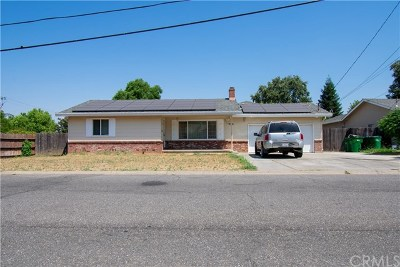 Chico Single Family Home For Sale: 956 Lupin Avenue