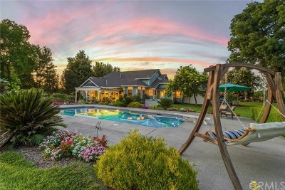 Chico Single Family Home For Sale: 430 Marmore Road
