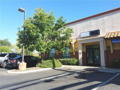 Chico Commercial Lease For Lease: 3221 Cohasset Road #140