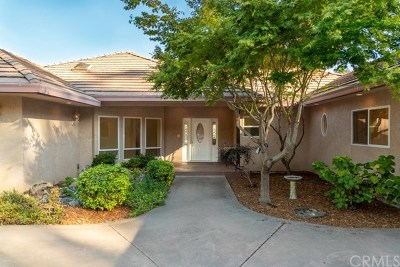 Forest Ranch Single Family Home For Sale: 14898 Eagle Ridge Drive