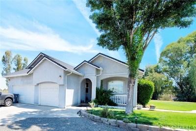 Corning Single Family Home For Sale: 23757 Carona