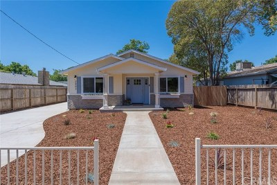 Chico Single Family Home For Sale: 2403 Mariposa Avenue