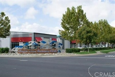Chico Commercial Lease For Lease: 2704 Hegan Lane #122
