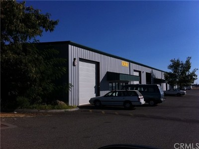 Chico Commercial Lease For Lease: 3199 Plummers Drive #12