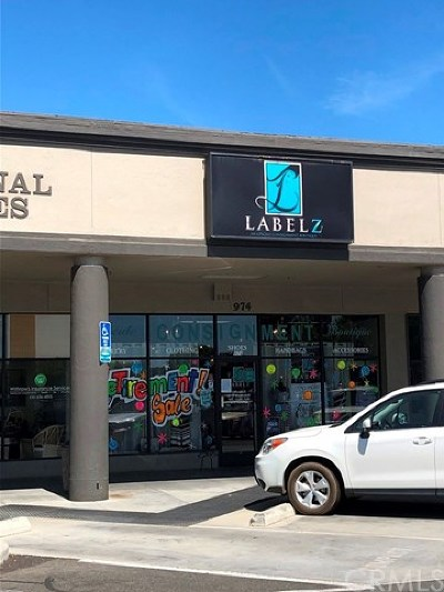Chico Commercial Lease For Lease: 974 Mangrove Avenue