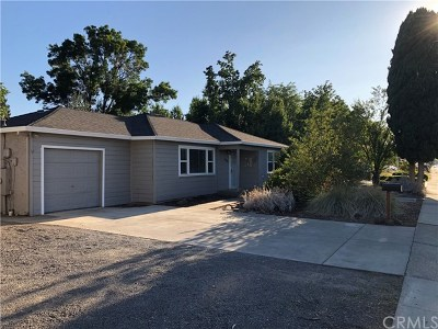 Chico Single Family Home For Sale: 1273 East Avenue