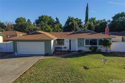 Chico Single Family Home For Sale: 37 El Cerrito Drive