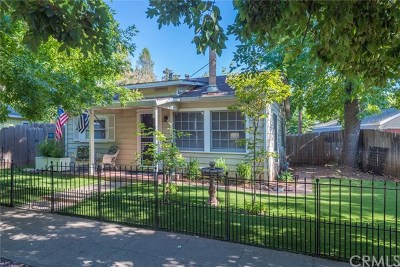 Chico Single Family Home For Sale: 281 E 12th Street