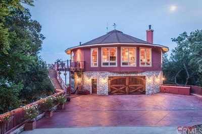 Templeton, Paso Robles Single Family Home For Sale: 3570 Sibley Lane