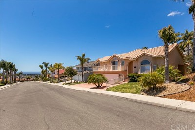 Pismo Beach Single Family Home For Sale: 119 La Floricita