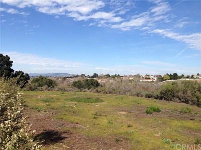 Arroyo Grande Residential Lots & Land For Sale: 2710 Los Berros Road