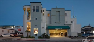 Pismo Beach Condo/Townhouse For Sale: 198 Main Street #209