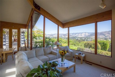 San Luis Obispo Single Family Home For Sale: 663 Hill Street