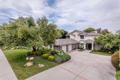 San Luis Obispo Single Family Home For Sale: 868 Greystone Place