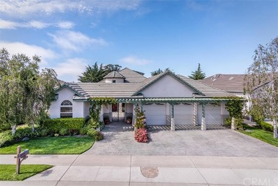 San Luis Obispo County Single Family Home Active Under Contract: 2288 Brant Street