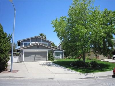 Santa Maria Single Family Home For Sale: 4504 Cynbalaria Court