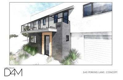 San Luis Obispo Residential Lots & Land For Sale: 540 Perkins Lane