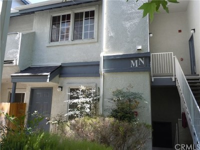 San Luis Obispo Condo/Townhouse For Sale: 1033 Southwood Drive #M