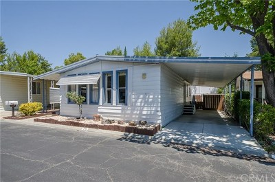 Mobile Home For Sale: 10025 El Camino Real